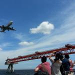 Plane Spotting am Flughafen Haneda - beliebter Zeitvertreib in Tokyo