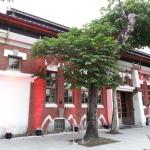 """Die Dokumentation über die """"Sonnenblumen""""-Proteste läuft in Taipei in einem der angesagtesten Kulturzentren der Stadt, im Huashan 1914 Creative Park."""
