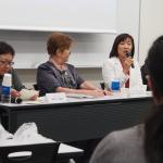 """Zum zweiten Mal lud die Ochanomizu Universität Frauen aus aller Welt zu einem Symposium über """"Leadership"""" ein. (c) Sonja Blaschke"""