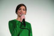 """Eine der Hauptdarstellerinnen von """"Terminal"""" am Abschlusstag des TIFF. (c) TIFF 2015"""