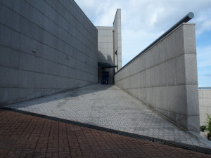 In Japan gibt es nur zwei kleine Zimmer zum Thema, in Südkorea ein überdimensioniertes Museum (Bild). (c) Sonja Blaschke