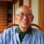 Der buddhistische Priester Kusunoki überlebte vor 70 Jahren die Atombombe von Nagasaki. (c) Sonja Blaschke