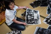 Sumiko Iwashita kämpft gegen ein Dammprojekt in ihrer Heimat. (c) Sonja Blaschke