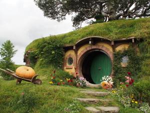 Bilbo Baggins' Wohnhöhle (c) Sonja Blaschke
