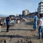 """Wellness auf Japanisch: Sand-""""Bad"""" in Ibusuki (c) Sonja Blaschke"""